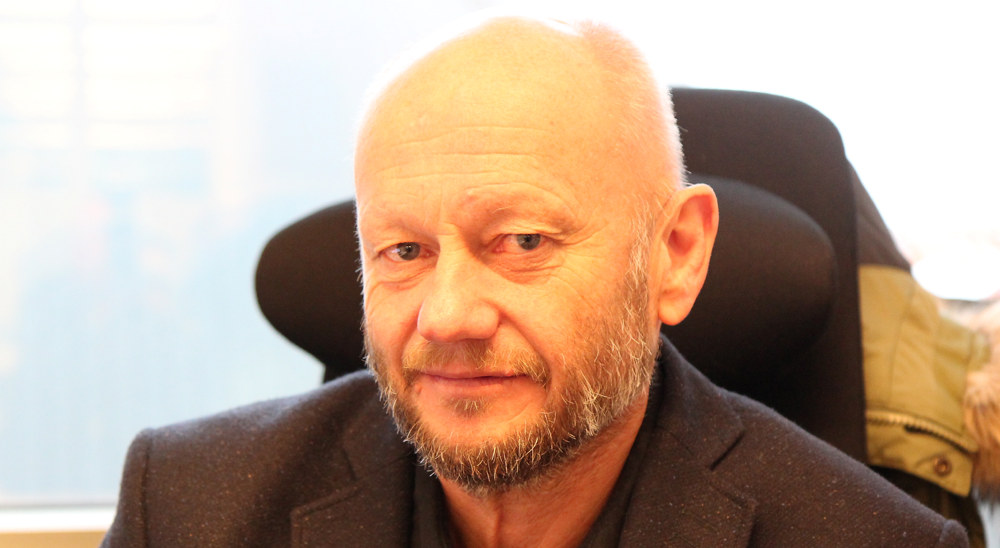Adm. dir. Stein Lier-Hansen i Norsk Industri.
