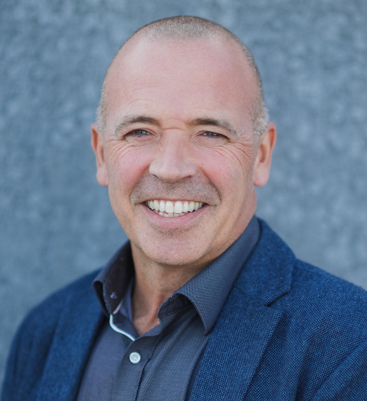 Thorbjørn Jensen, HR-direktør, Kaefer Energy
