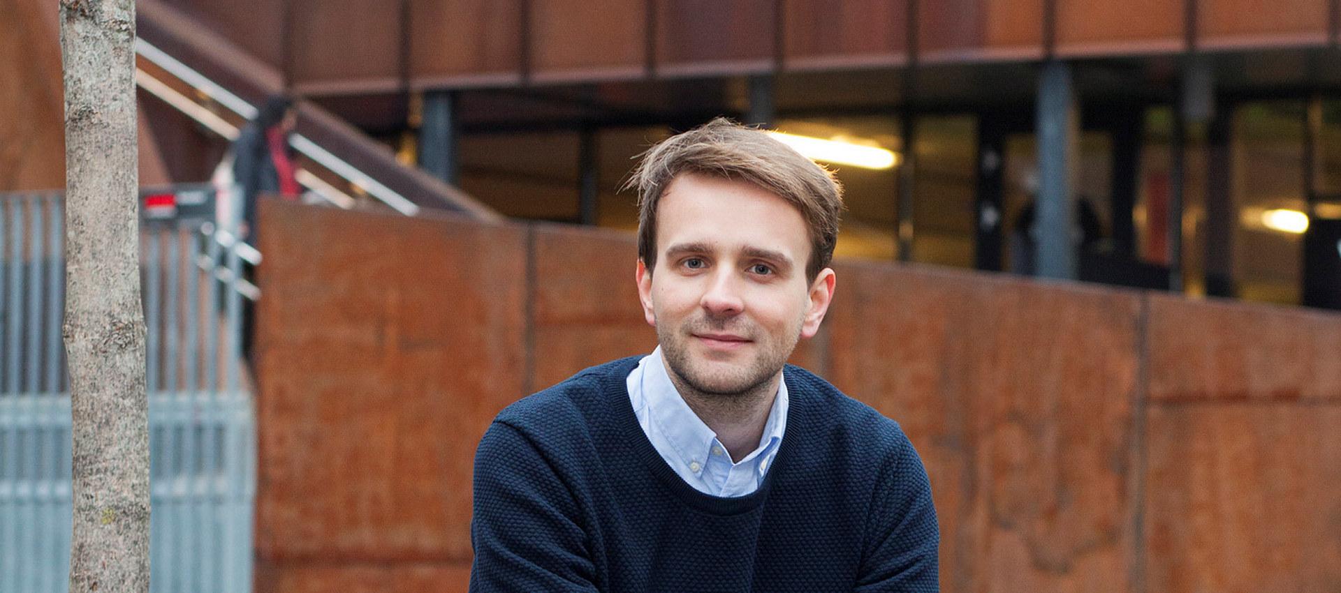 Jan Christian Vestre, CEO, Vestre AS