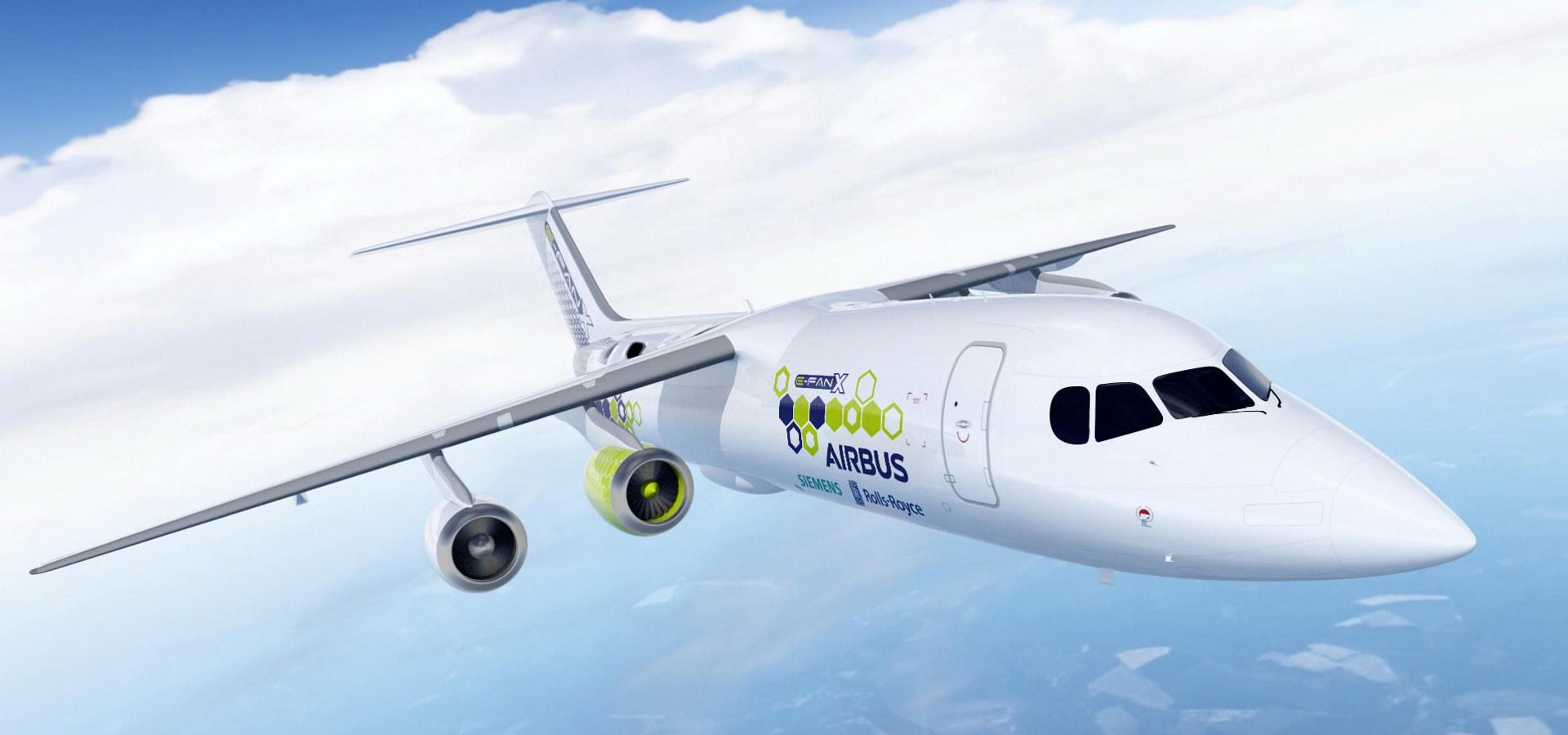 Illustrasjon: Airbus