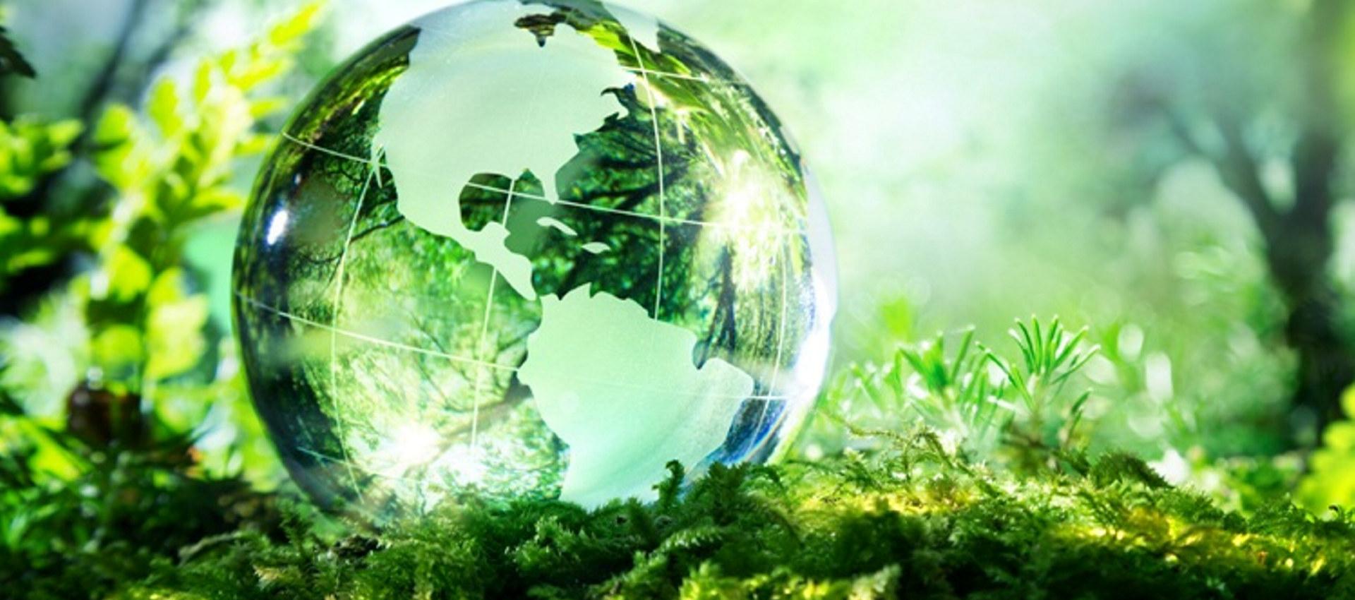 Grønn jordklode