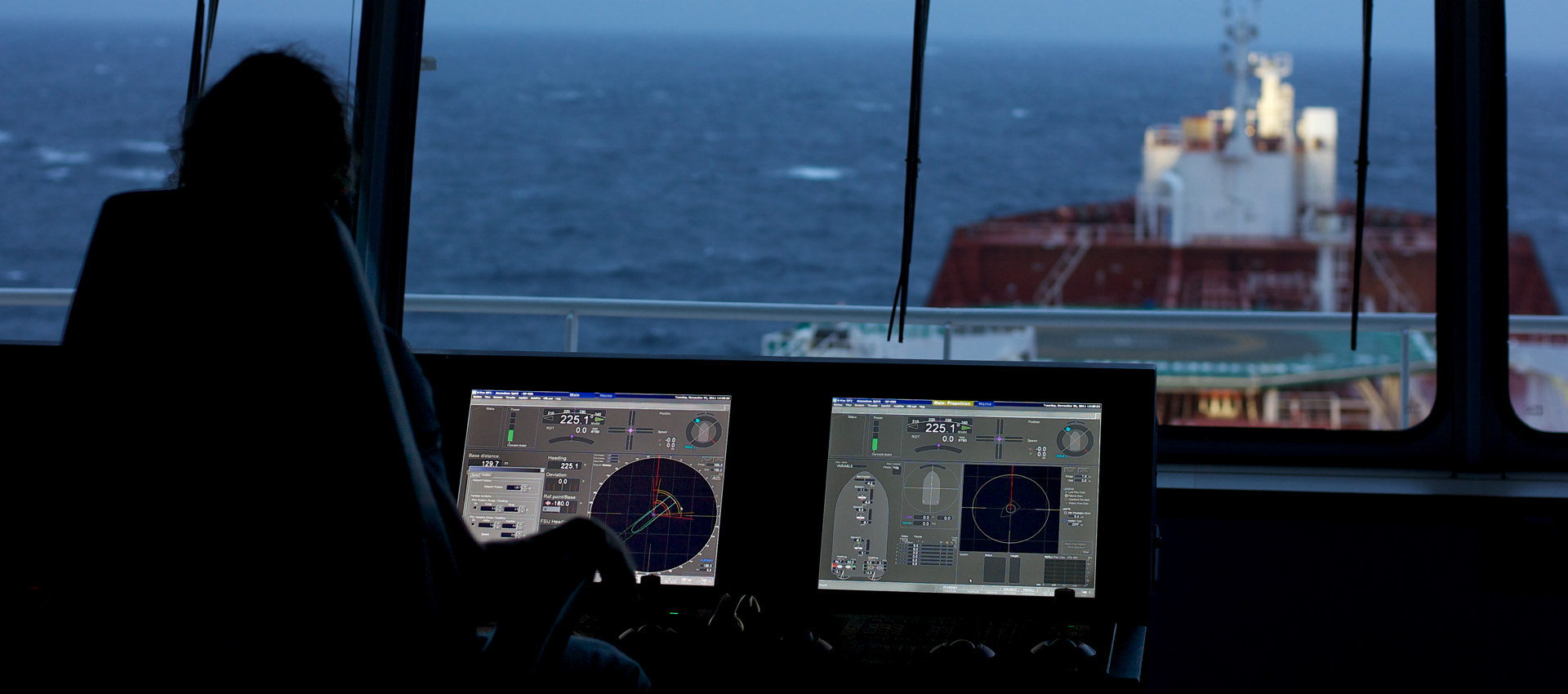 Kongsberg Maritime KM Amundsen Spirit Dynamic Positioning DP