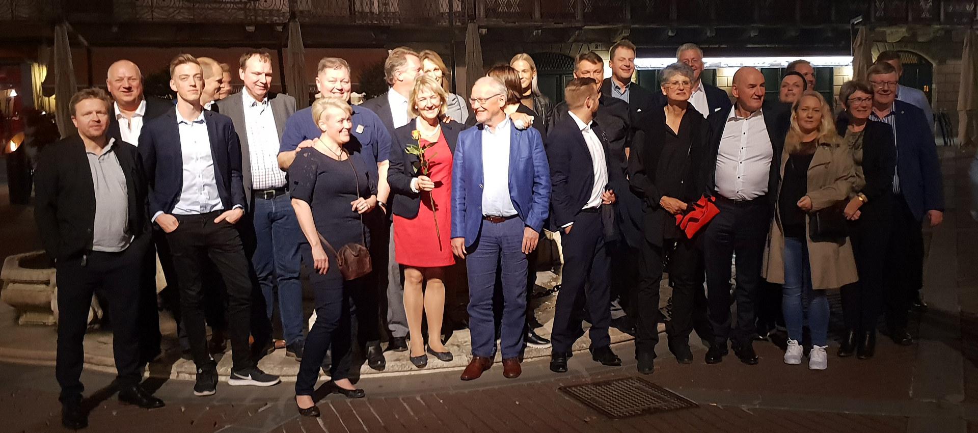 NRV på tur til Italia (Bergamo og Milano) og messen Expo Detergo i oktober 2018.