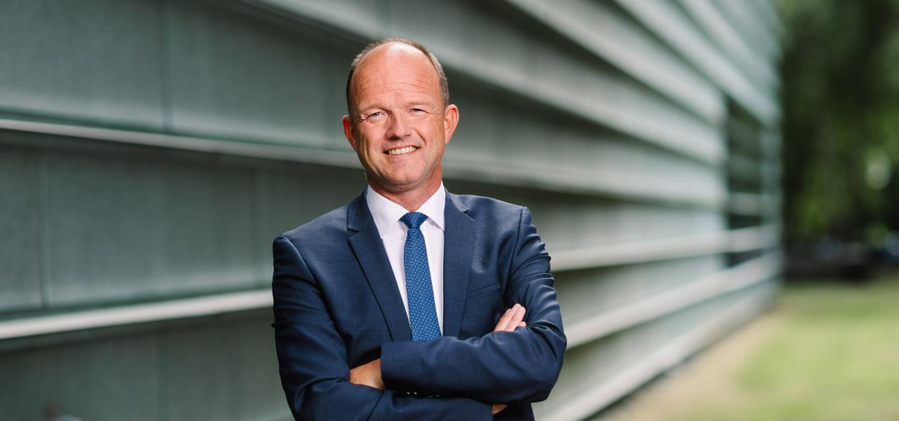 Ole Erik Almlid, administrerende direktør i NHO