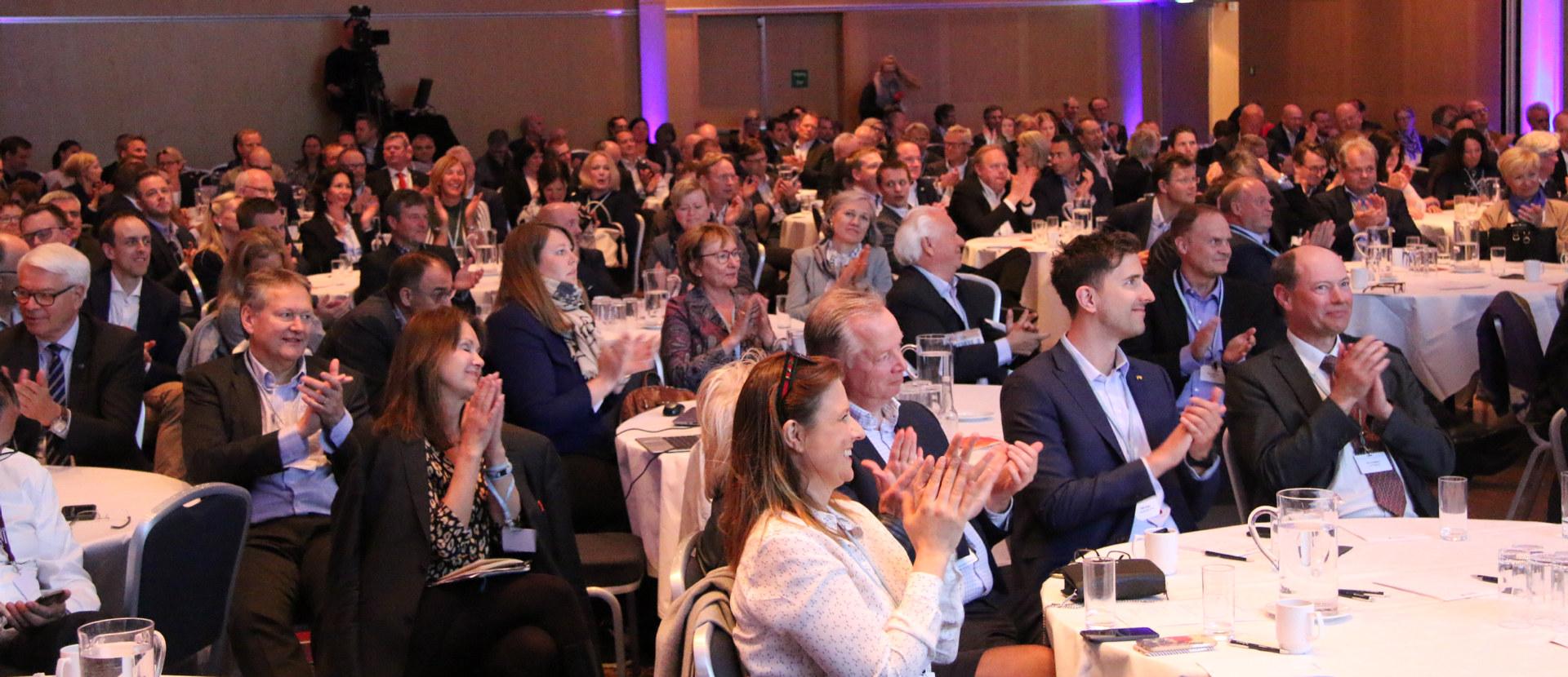 Fra Industrikonferansen 2017