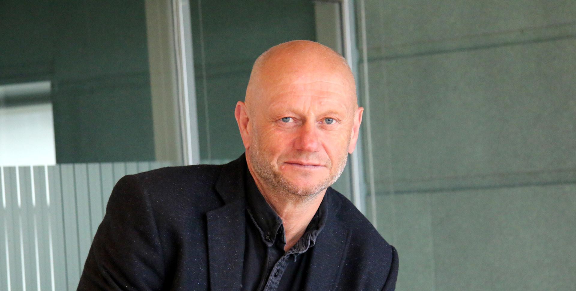 Adm. dir. Stein Lier-Hansen i Norsk Industri