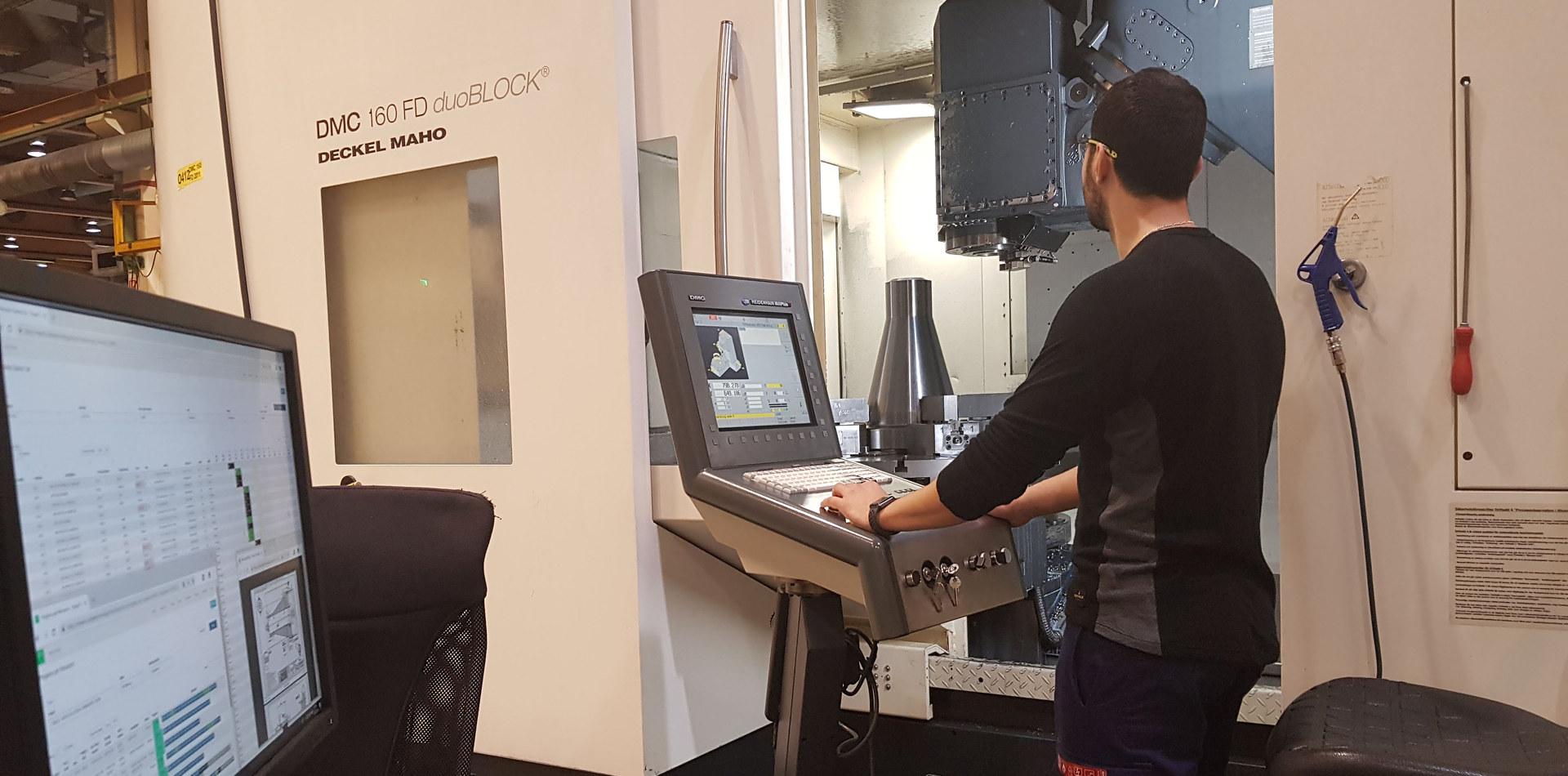Den lange erfaringen med maskinering, sveising, kontroll og montasje og test toppes av det digitale samspillet. Foto: Odda Technology