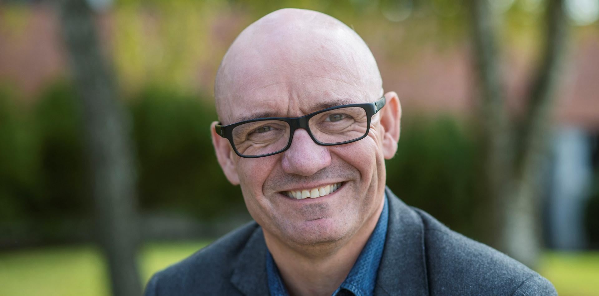 Per Stræde, Marketing- og kommunikasjonsdirektør, Glava AS