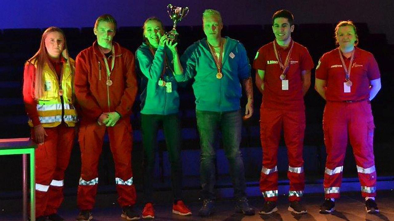 Norgesmestere i ambulansefaget 2019