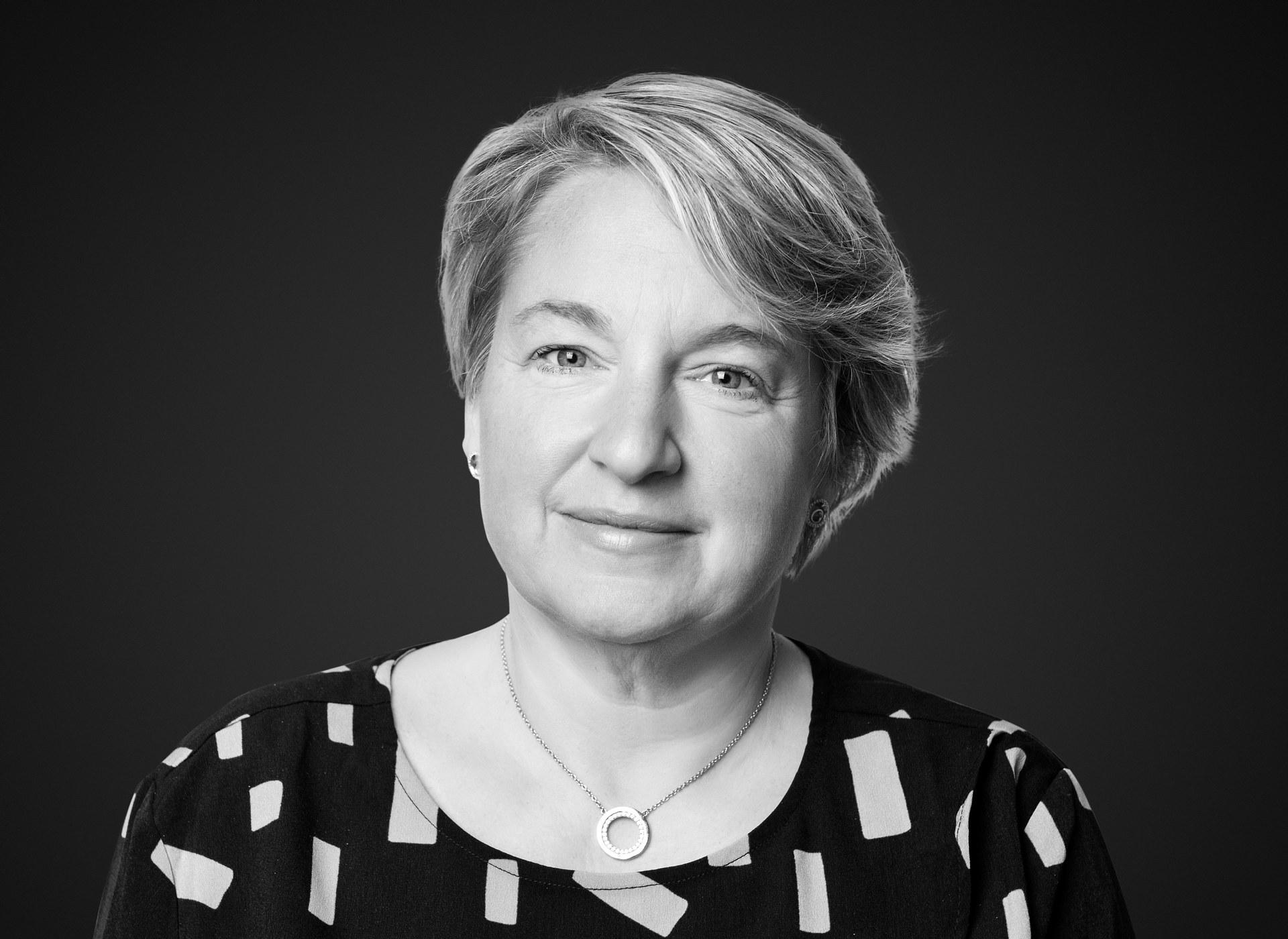 Agnete Rieber-Mohn, HR-direktør, Glencore Nikkelverk