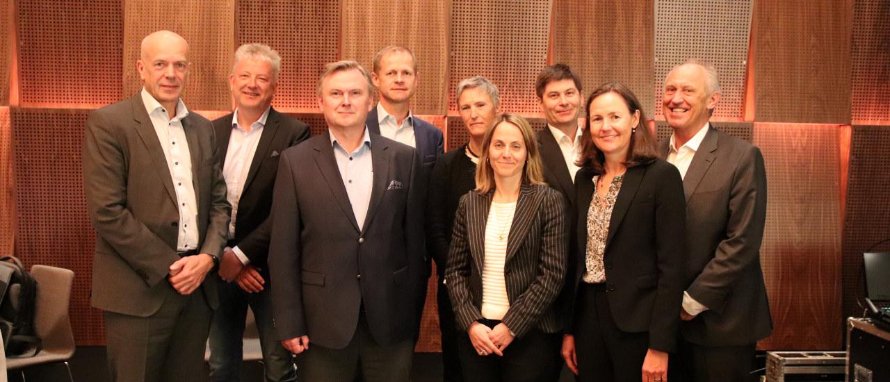 Styret i Norsk Industri 2019