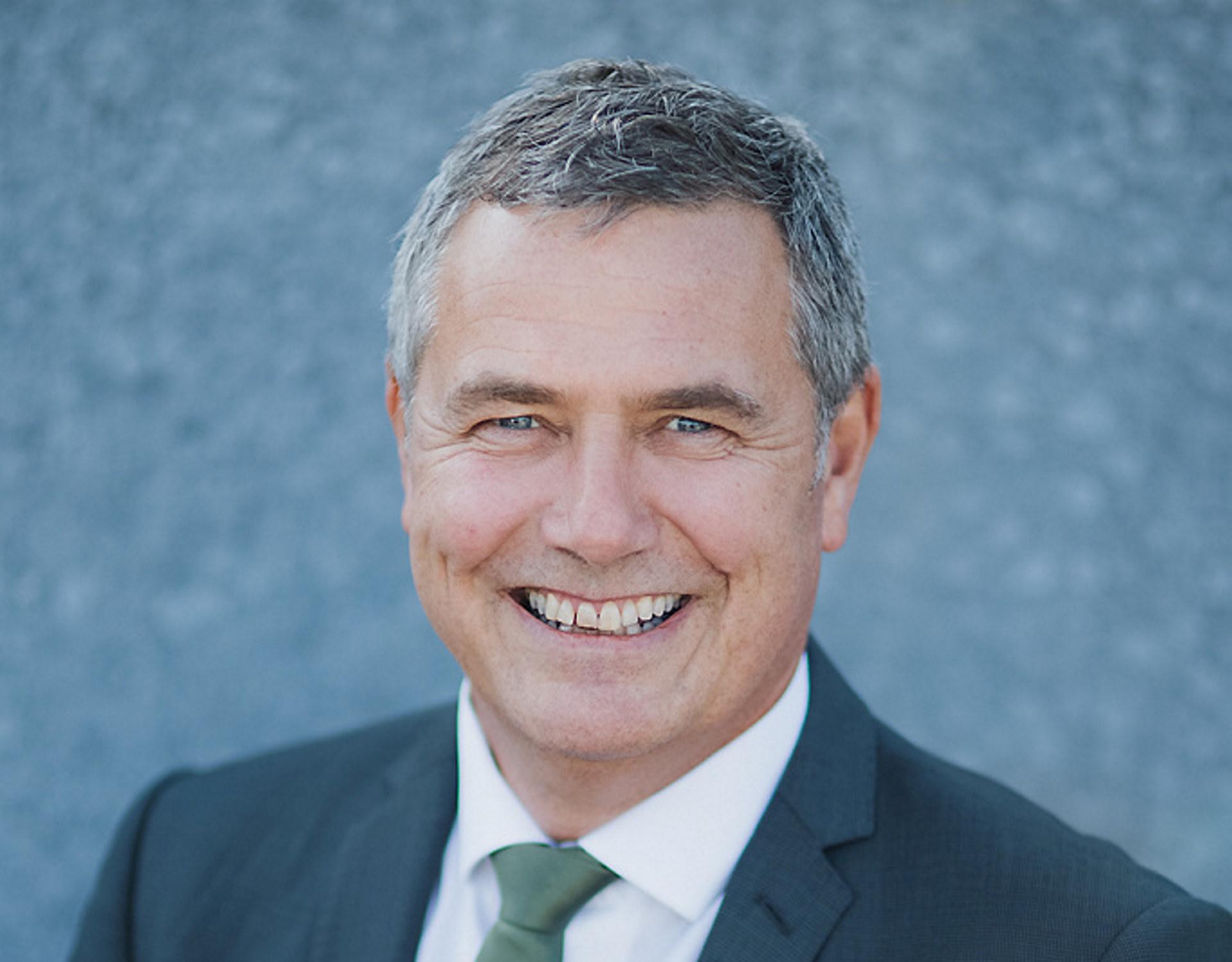 Administrerende direktør i KAEFER Energy, Bård Bjørshol. Foto: KAEFER Energy