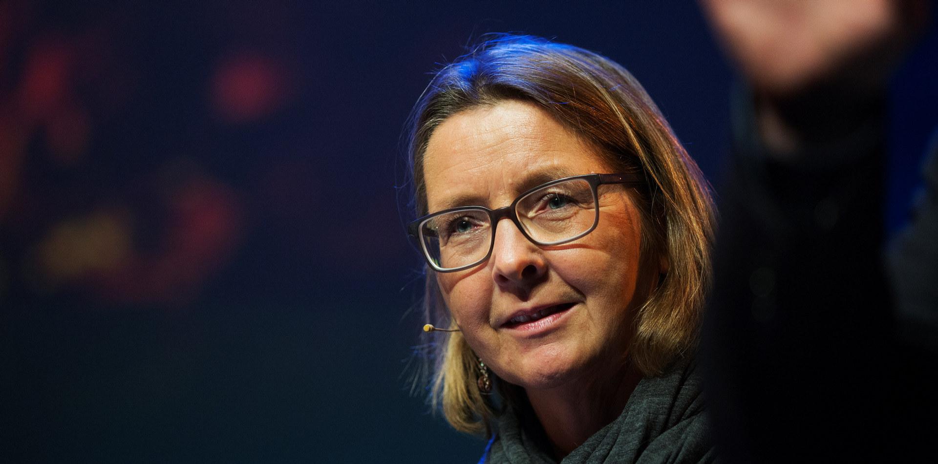 Kjersti Kviseth, prosjektleder, 2025Design. Foto: Nadia Frantsen / DOGA