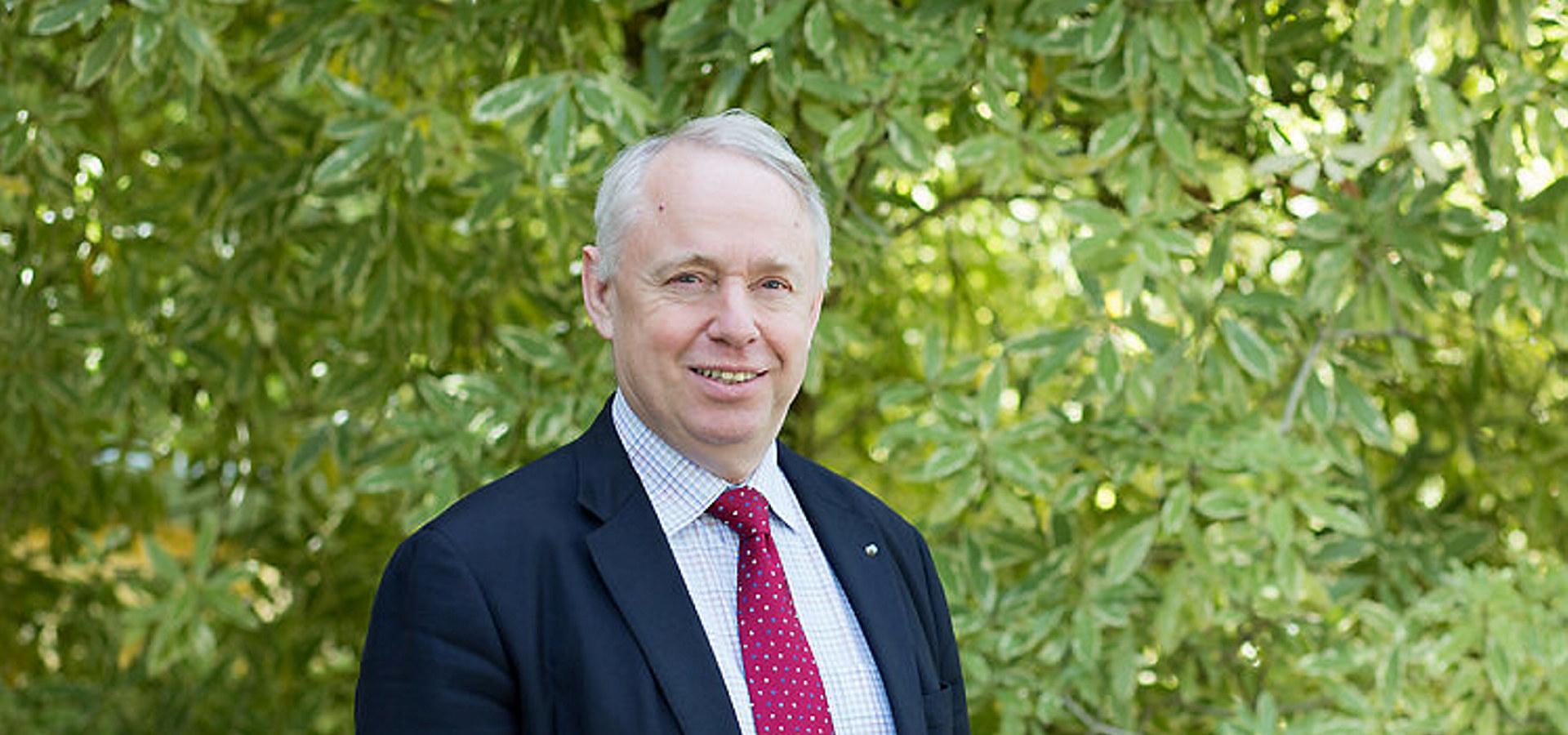 Göran Roos, professor innen fremtidens innovative og effektive produksjon, University of South Australia, Adelaide. Foto: Global Centre for Modern Ageing