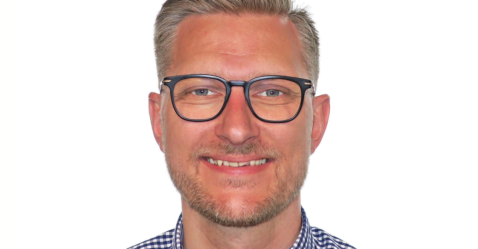 Morten Kollerup Bak, teknisk sjef, Mechatronics Innovation Lab (MIL). Foto: MIL