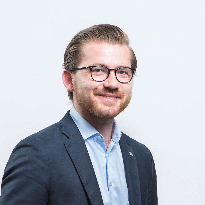 Sveinung Rotevatn, statssekretær, Klima- og miljødepartementet. Foto: Jo Straube / Venstre
