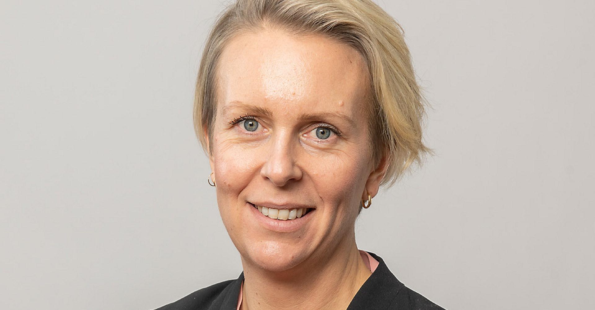 Emma Østerbø, daglig leder, Manufacturing Technology Norwegian Catapult Sentre (MTNC)
