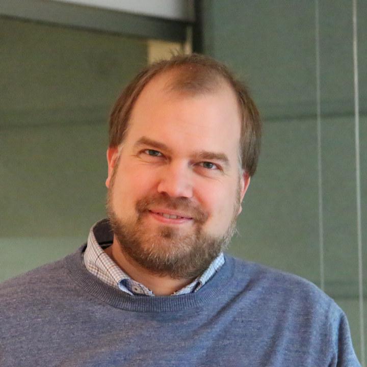 Gunnar Grini, bransjesjef Gjenvinningsbransjen