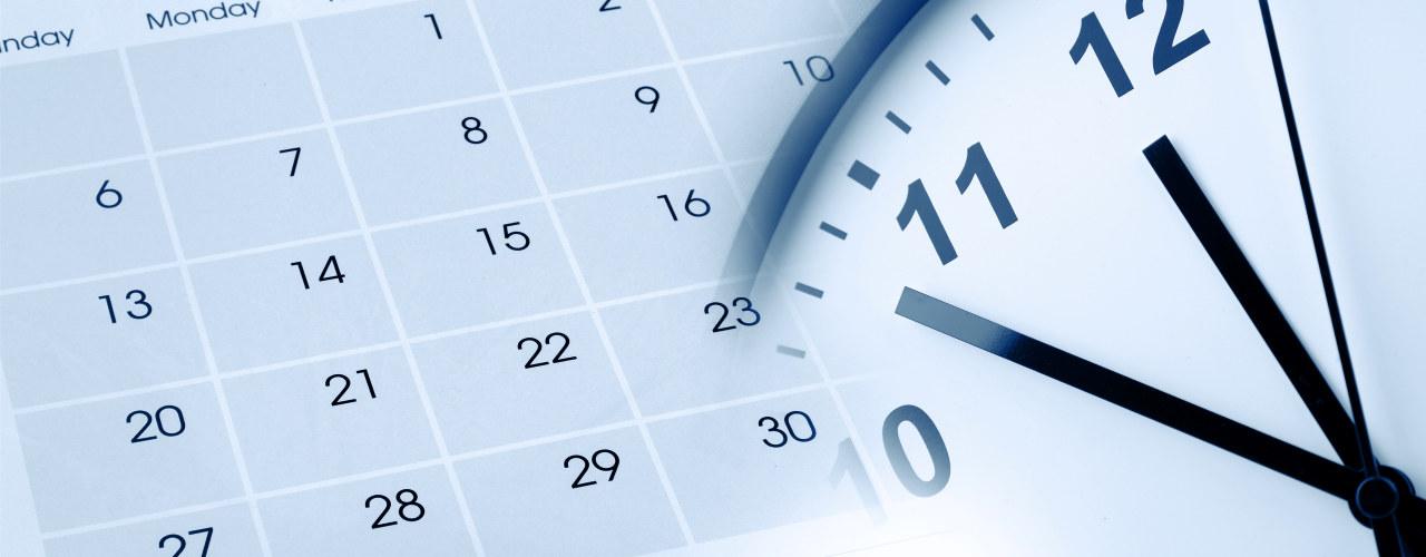 Klokke og kalender