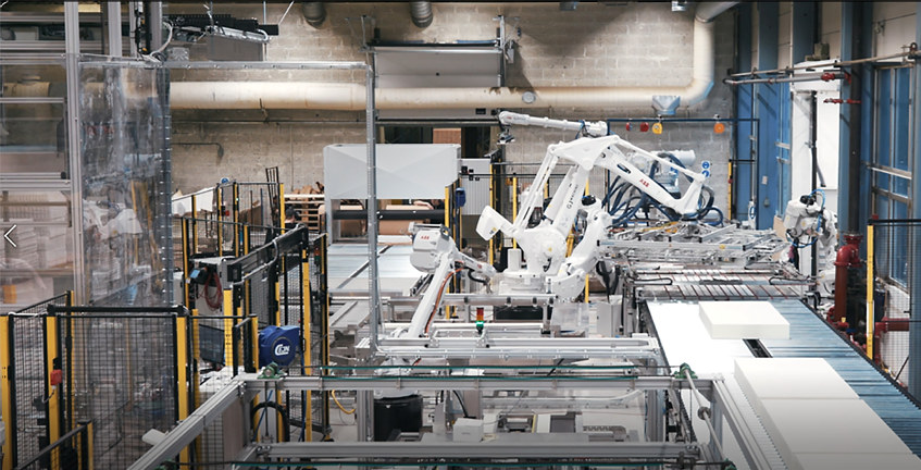 Fabrikkmiljø