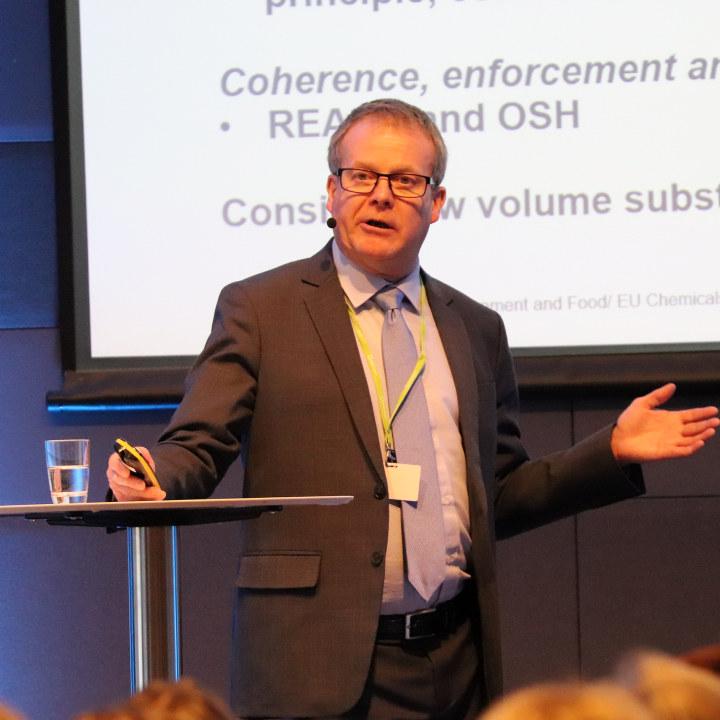 Kjemikaliedagene 2020. Henrik Søren Larsen