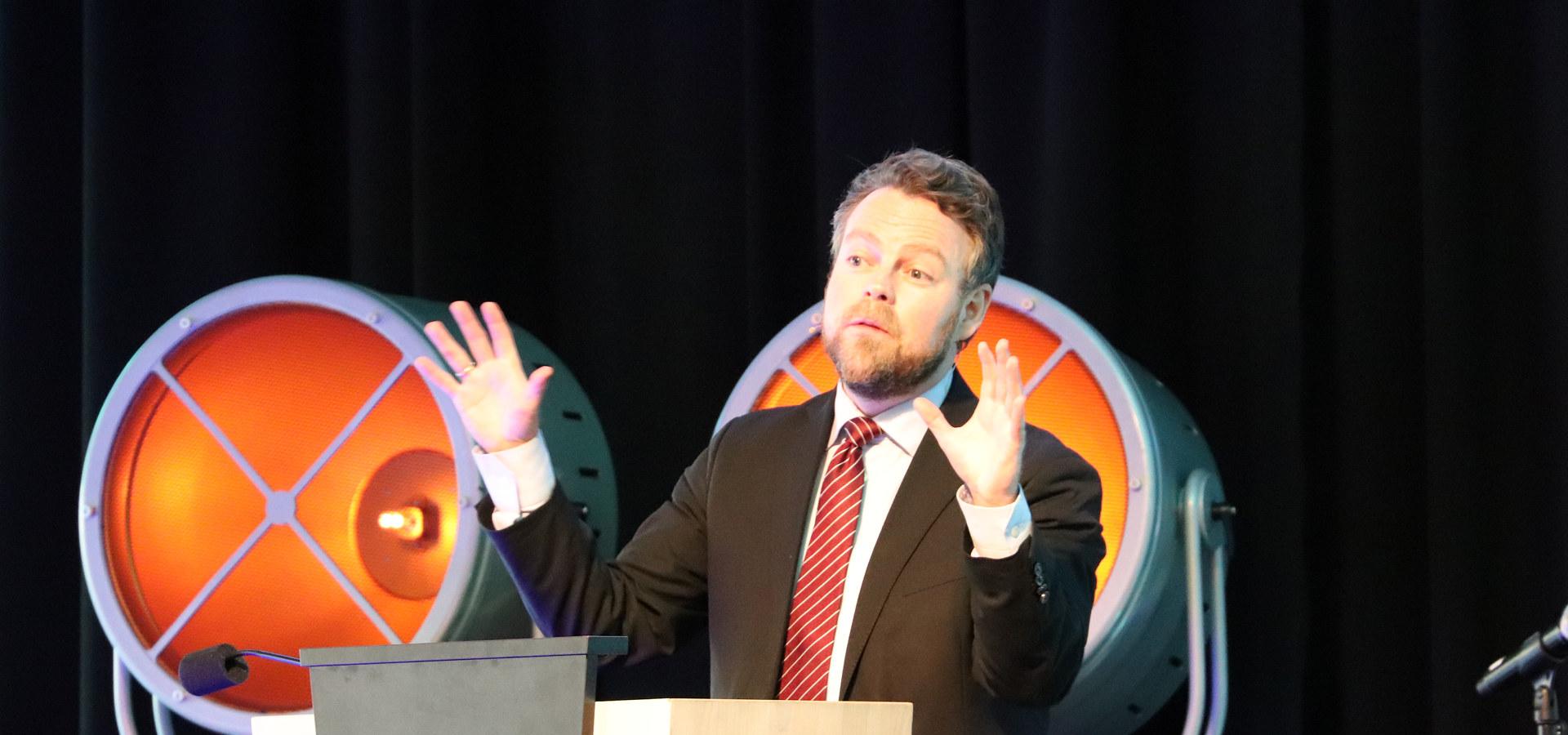 Thorbjørn Røe Isaksen