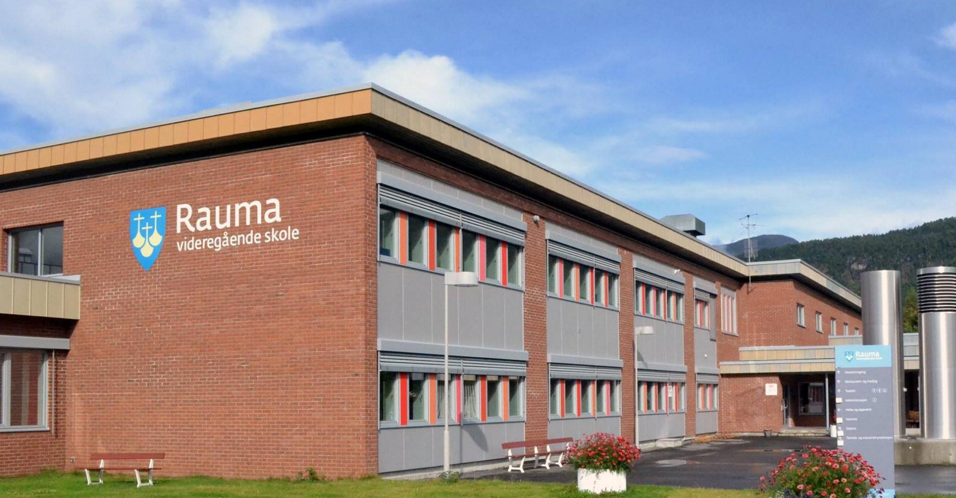 Foto: Rauma videregående skole