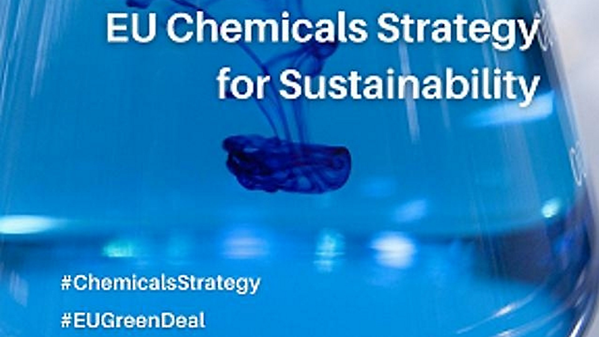 EU Chemicals Strategy for Sustainability. Copyright: European Commission 2020