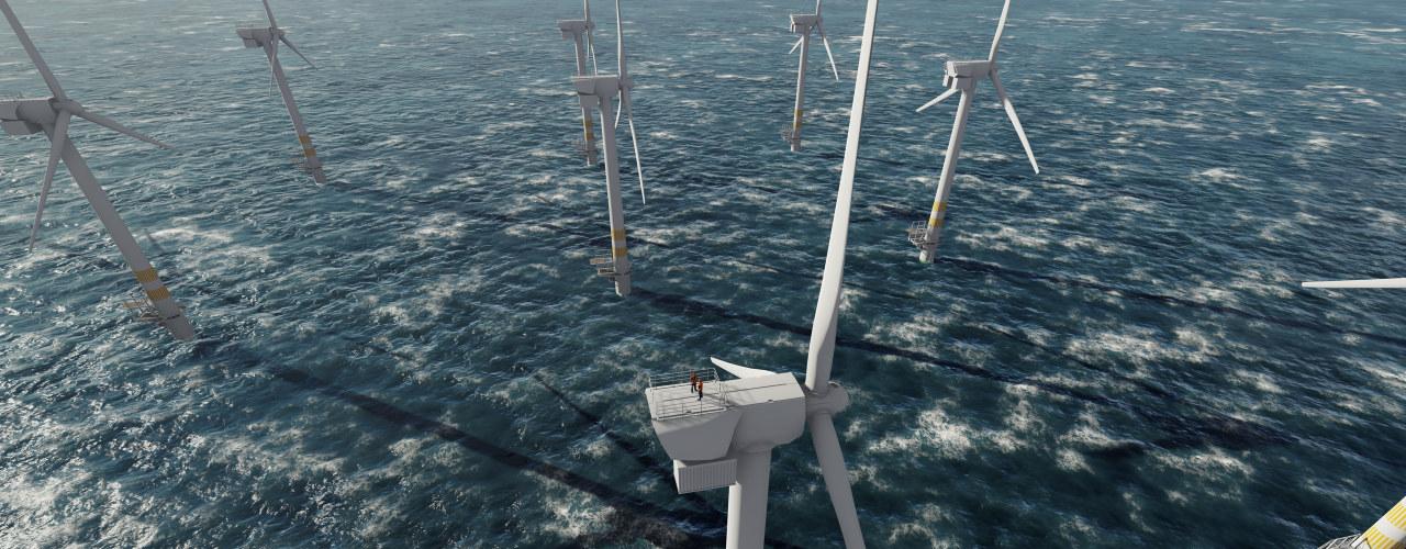vindmøller til havs