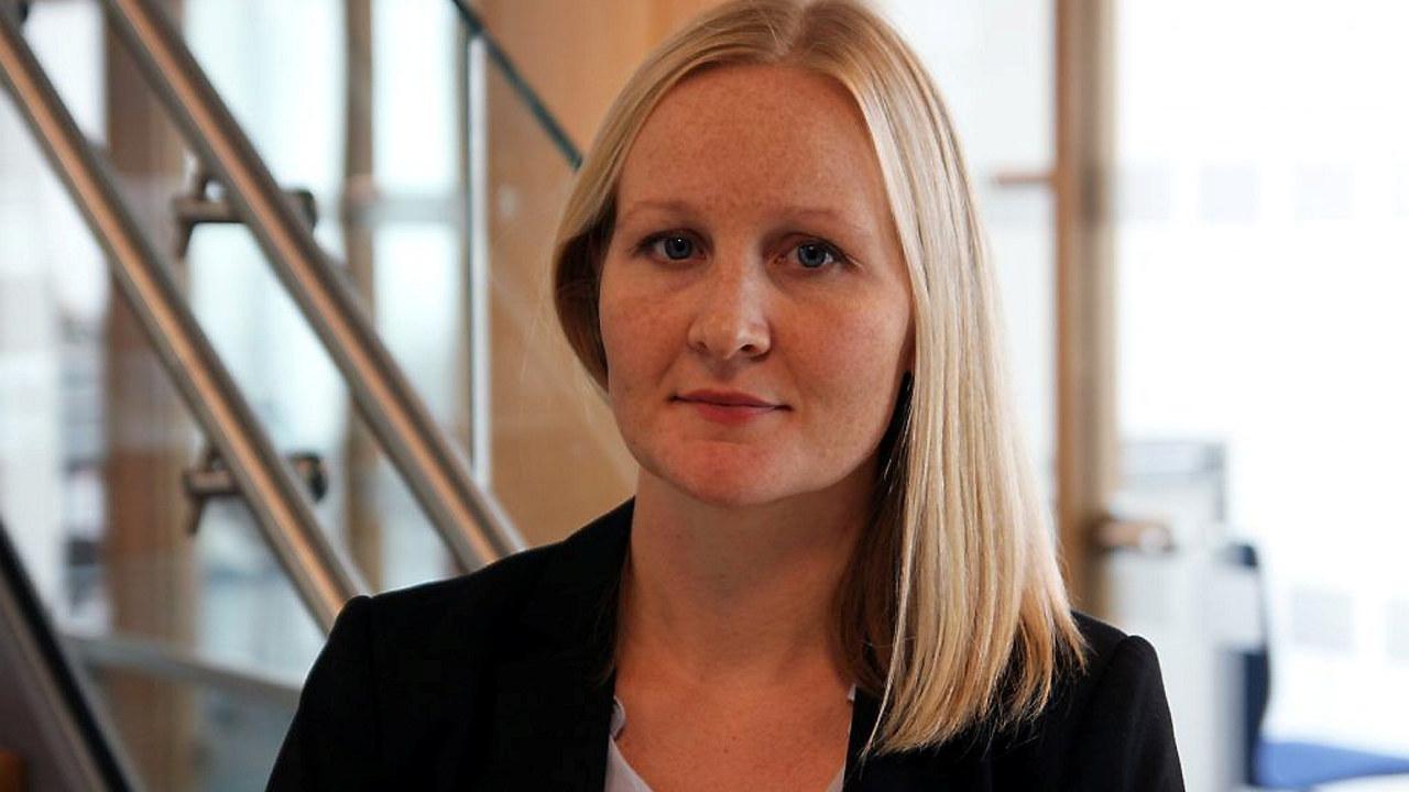 Seniorrådgiver Rebekka Søvik i Konkurransetilsynet