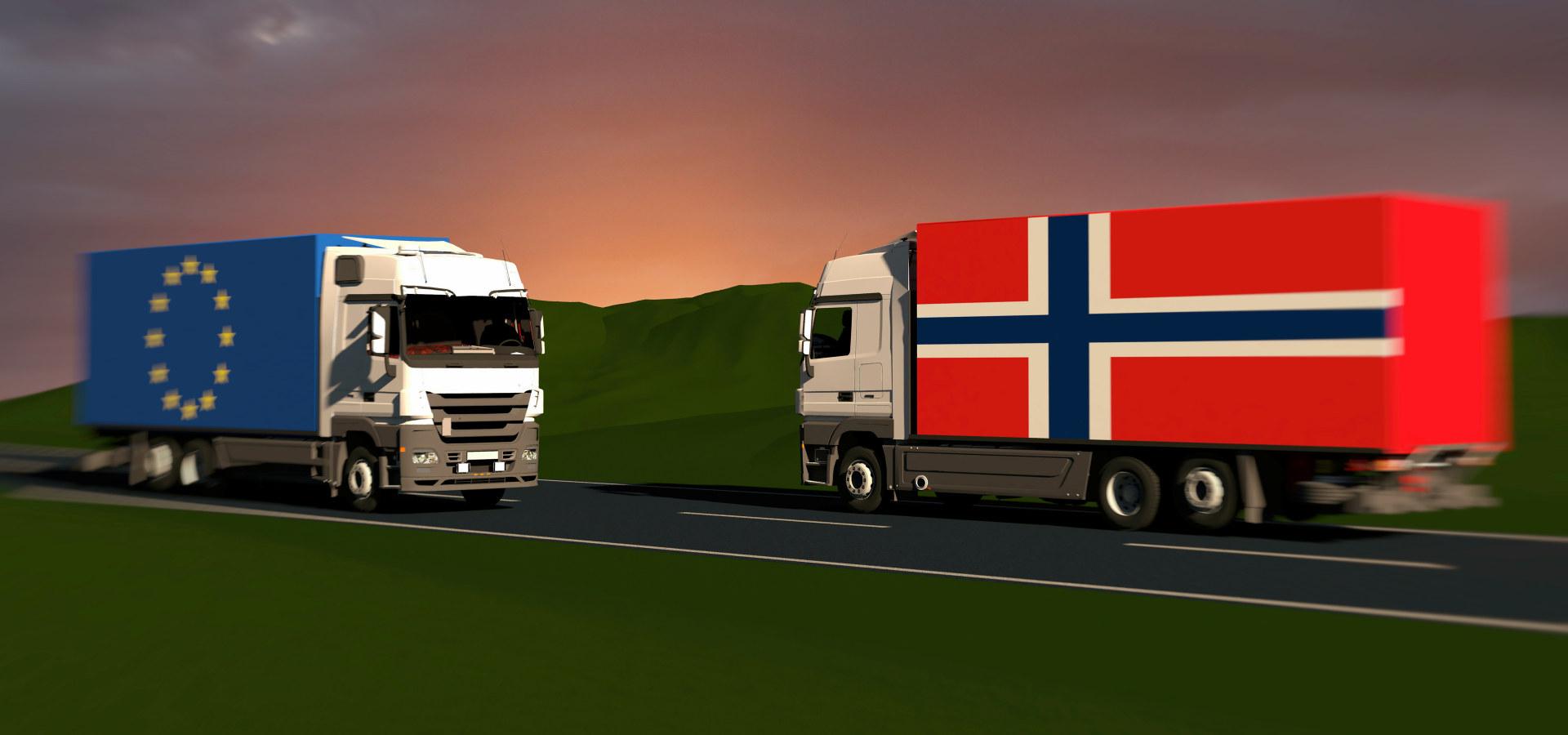 EU - eksport, import, transport