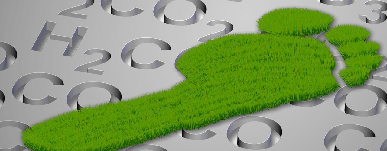 Grønt fotavtrykk