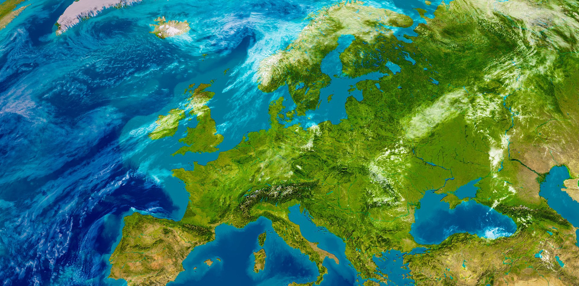 Europa globus