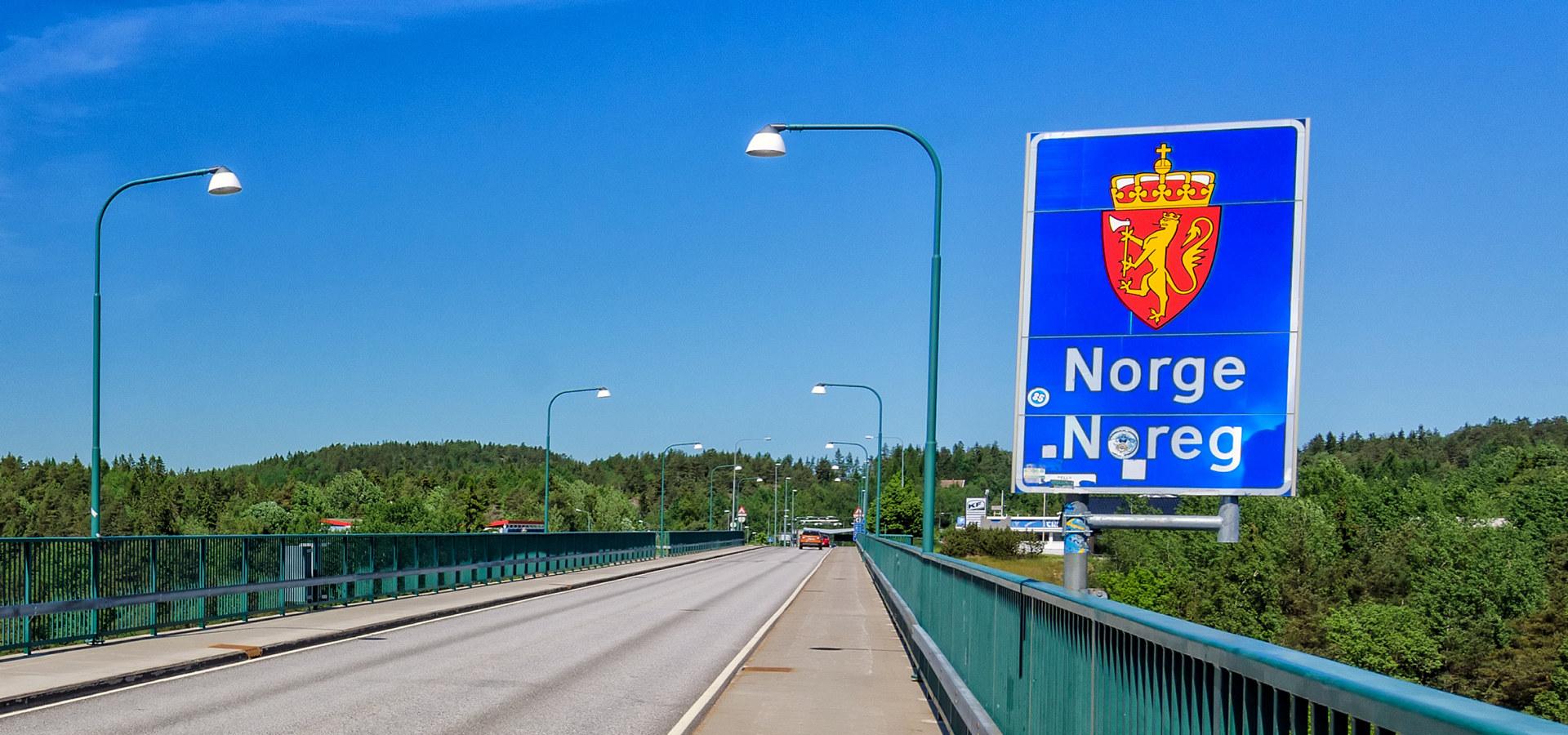 Riksgrense Norge-Sverige
