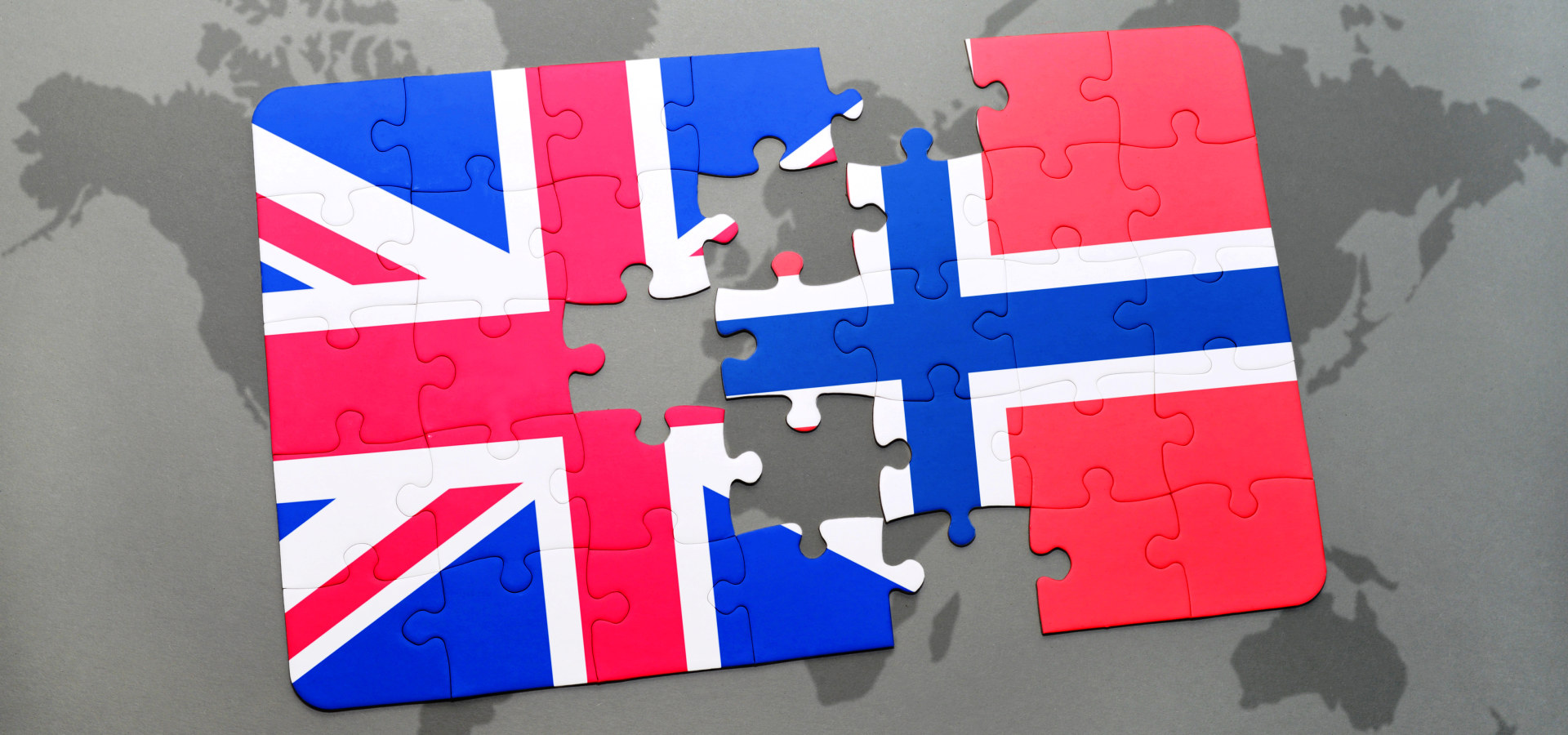 Brexit - Norge - puslespill