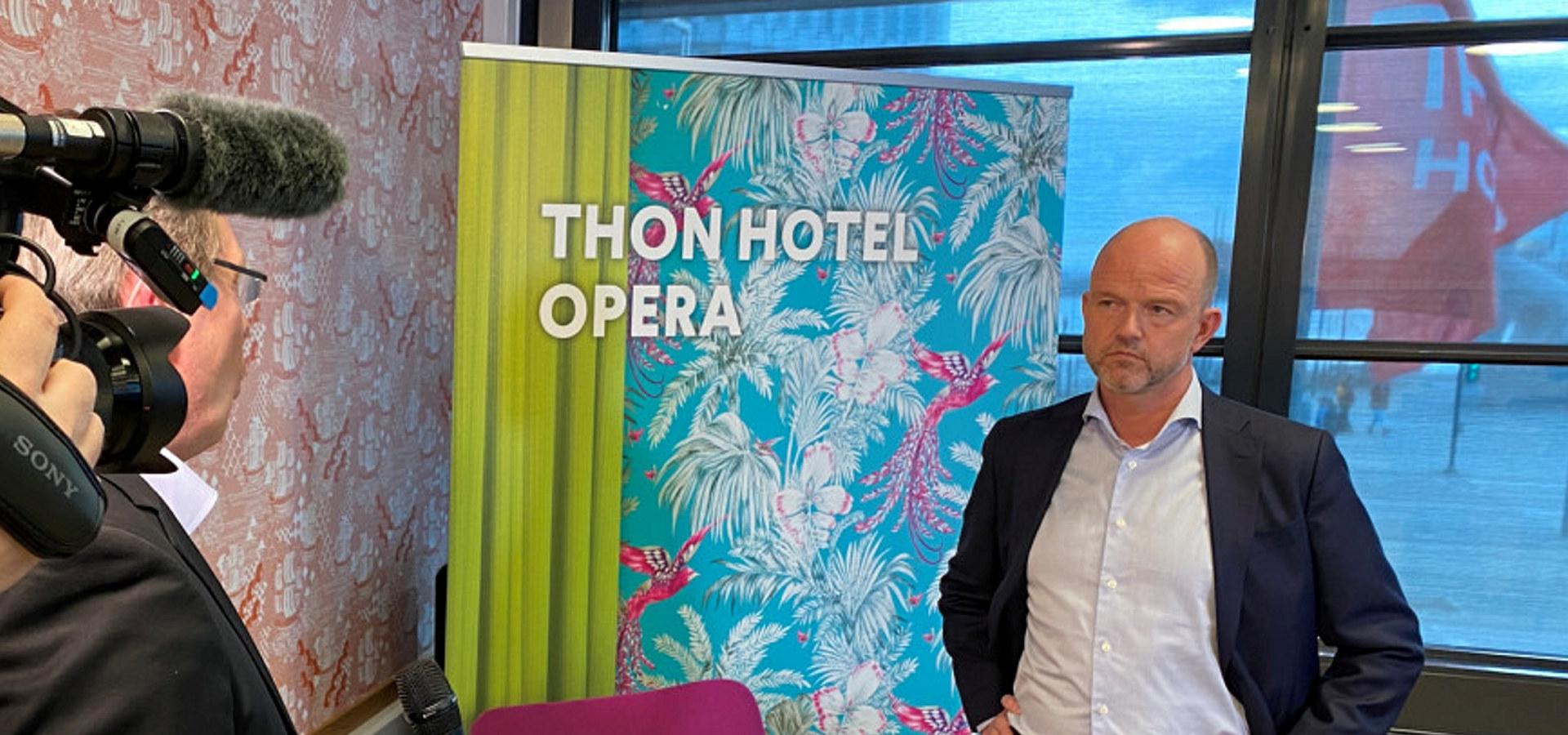 Administrerende direktør i NHO, Ole Erik Almlid. Foto: NHO