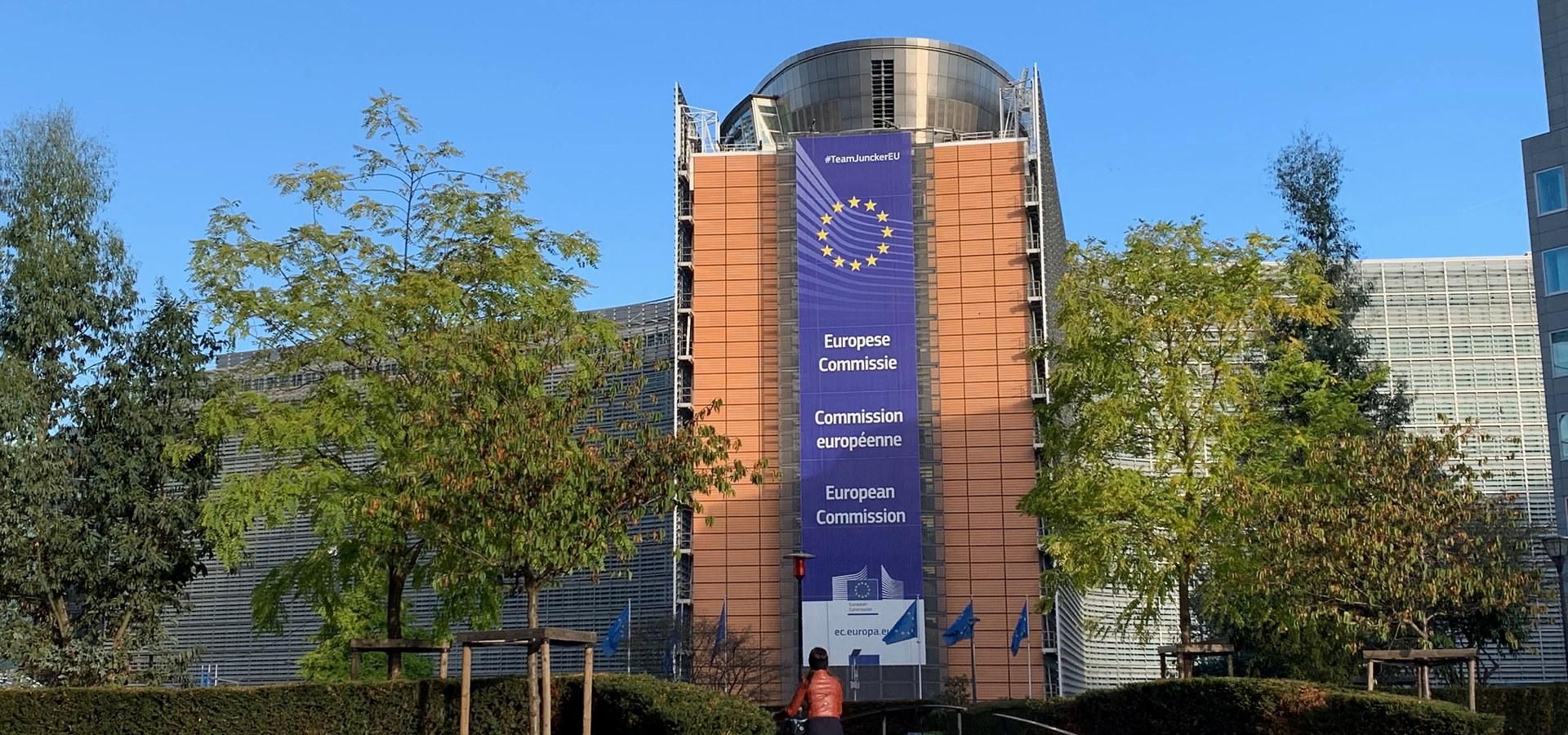 EU-kommisjonen i Brussel