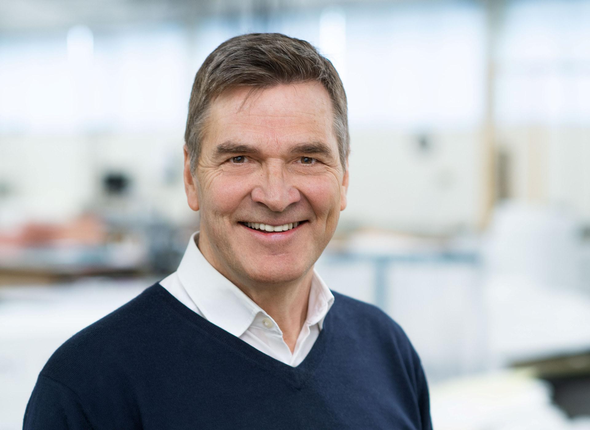 Reidar Mjelde, administrerende direktør i Mittet. Foto: Tony Hall / Mittet