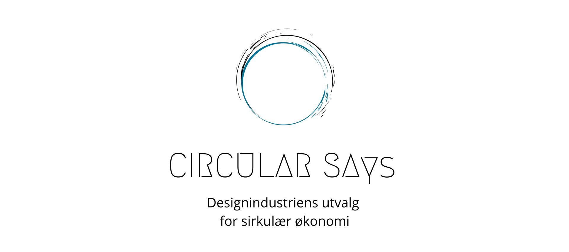 Circular Says logo
