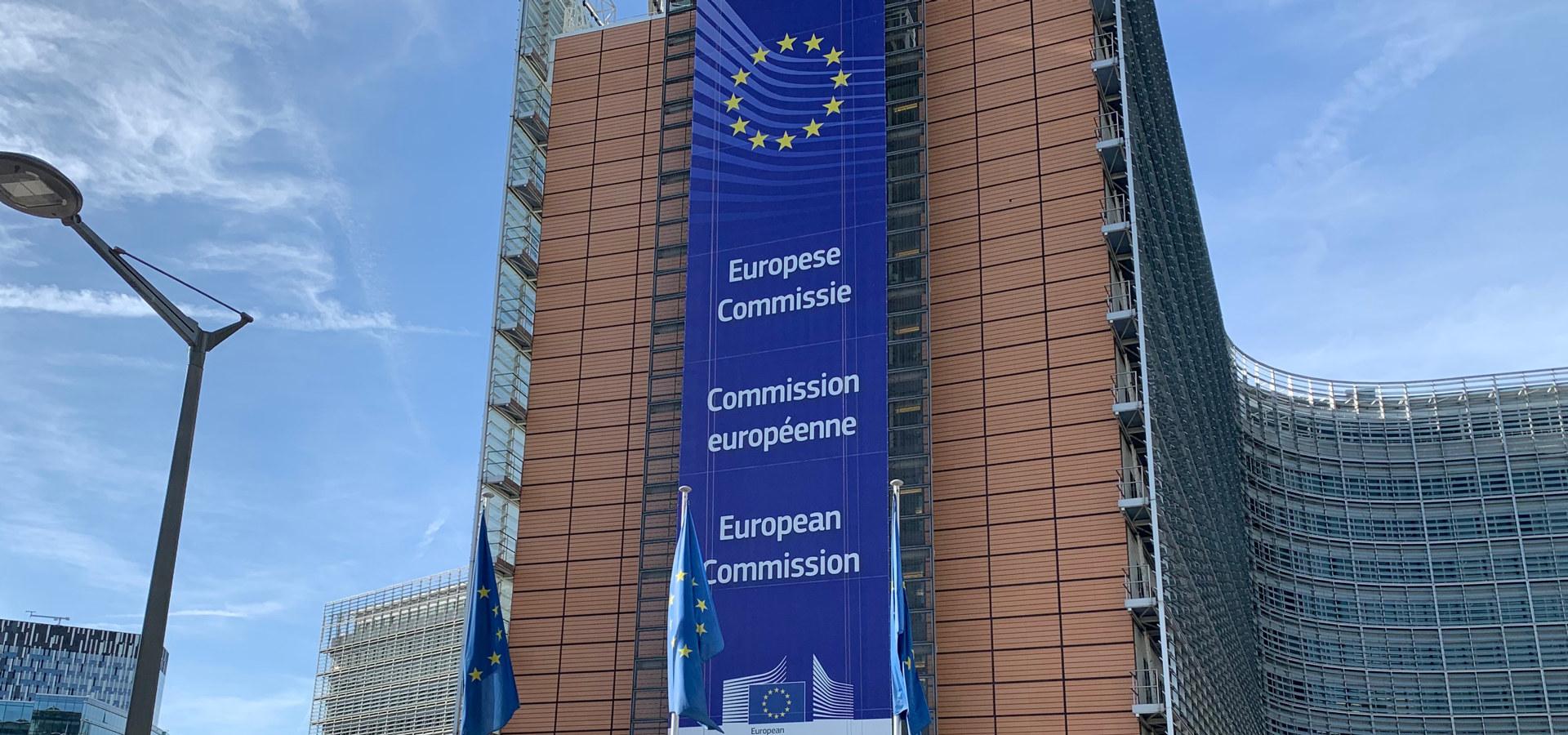 Europakommisjonen i Brussel