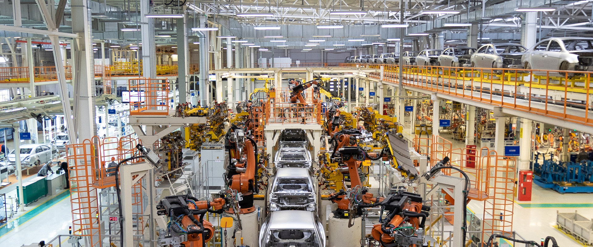 Produksjon av biler