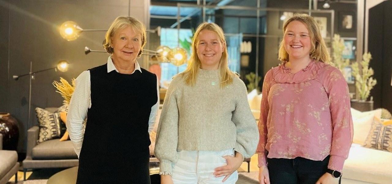 Designindustrien på bedriftsbesøk til Ålesund
